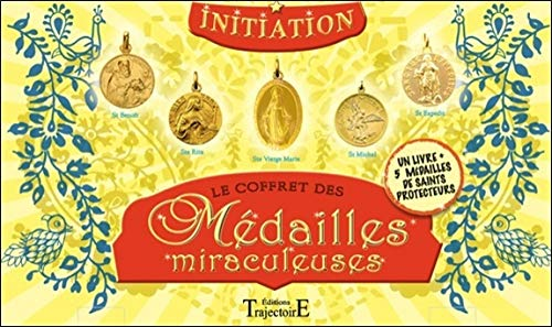 Le coffret des Médailles miraculeuses