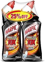 منظف تواليت سائل بالقوة المضاعفة من هاربك، 750 مل، خصم 30 %