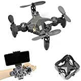 Best Star Wars Drones For Kids - YMXLJJ RC Drone Folding Watch Type Remote Control Review