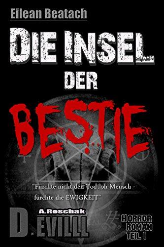 Buchseite und Rezensionen zu 'Die Insel der Bestie' von Andreas Roschak