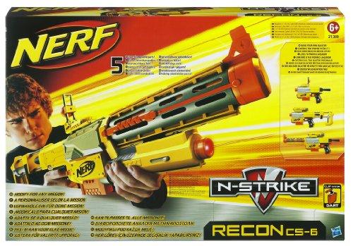 Nerf - 635521480 - Jeu de tir - Recon CS-6