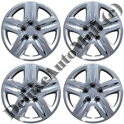 2006, 2007, 2008, 2009, 2010, 2011, 2012, 2013 CHEVY IMPALA CHROME FACTORY REPLICA WHEEL COVERS / HUBCAPS (Set of 4) - 16 by