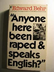 Anyone Here Been Raped and Speaks English?