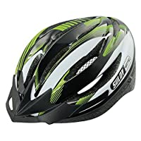 SULOV Unisex-Youth Helma-MAT-L1 Cycling Helmet Matteo, Size-Large, Color-Green