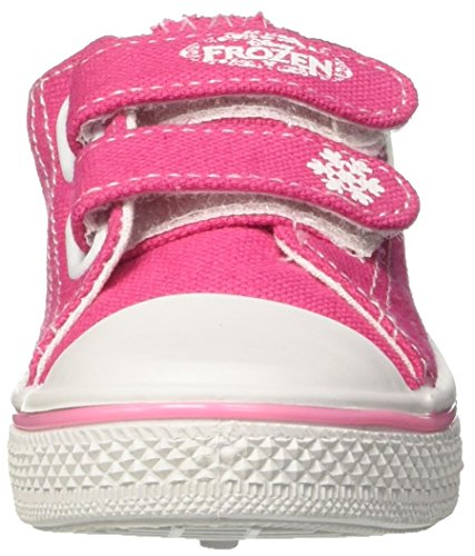 Frozen Canvas Low, Sneakers basses fille Rosa (Fuxia)
