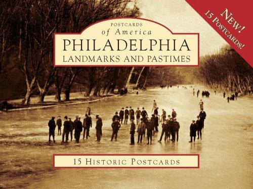 Philadelphia Landmarks and Pastimes (Postcards of America)