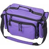 Holtex Elite Bag Médico funda, bolso médico para utensilios, color morado