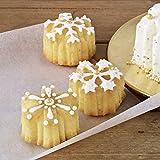 Birkmann 253087 Mini-Kuchen Eiskristallformen
