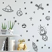 Amazon.es: vinilos decorativos niño cohete
