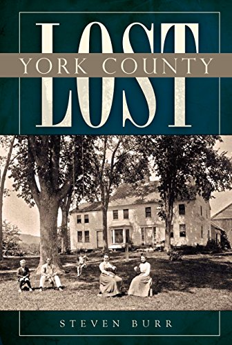 Lost York County (English Edition)