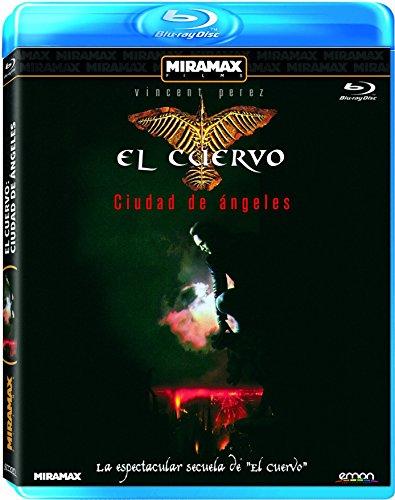 El Cuervo: Ciudad De Ángeles [Blu-ray] 51GIWMl7p1L