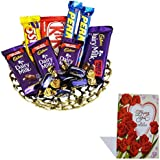 SFU E Com Valentine Chocolate Gifts For Girlfriend With Love Card 20