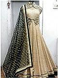 S K Fashion Women's Bangalory Silk Semi-...