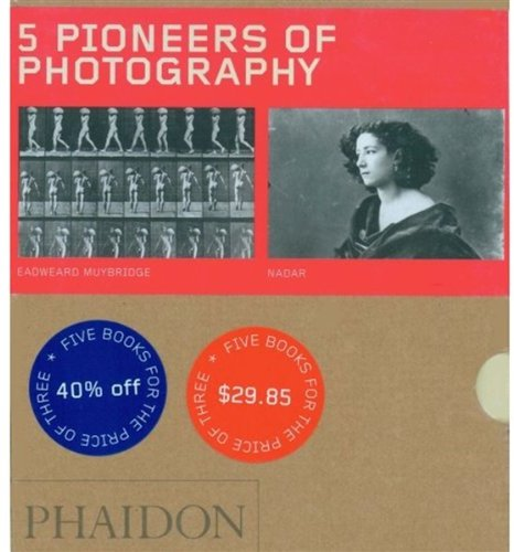 Five Pioneers of Photography (55s)