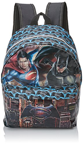 Mochila Batman vs Superman DC Dawn grande
