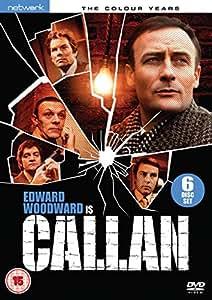 Callan - The Colour Years [DVD] [1970]