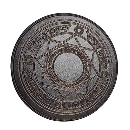 JENOR Creative Magic Circle Array - Cargador inalámbrico redondo (10...