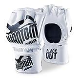 Phantom phmmagblacko-sy Blackout MMA Handschuhe PU, multi-coloured - white/black