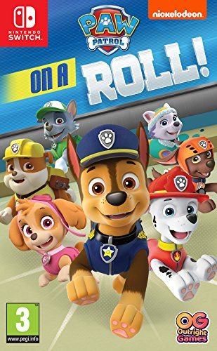 Paw Patrol: On a Roll (Nintendo Switch)