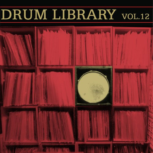 Drum Library 12 [Vinyl LP]