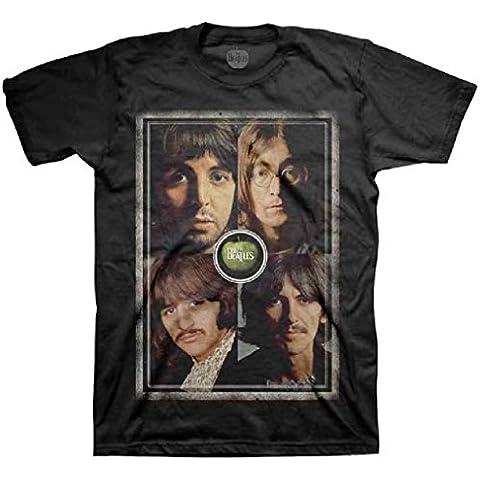 The Beatles - Faces T-Shirt - Beatles Faces
