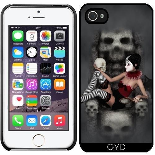Hülle für Iphone 5/5S - Harlekin Horror by - Mädchen Halloween-ideen 5