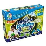 Science4you-Fábrica Brilla en la Oscuridad para Niños +8 Años, Multicolor, Fabrica Cristales GID (Science 4 you 611764)