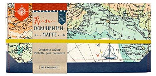 Preisvergleich Produktbild Spiegelburg 12843 Reise-Dokumentenmappe Reisezeit