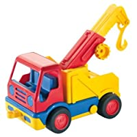 Wader Basics Tow Truck by Wader Quality Toys
