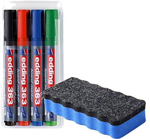 Satz Bunt Magnetisch Whiteboard Marker Magnet Stifte Schnelltrocknend 8 Stück