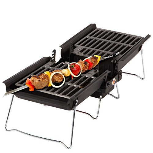Son of Hibachi 110-100 Charcoal Barbecue Current Version 2010/2011 Model