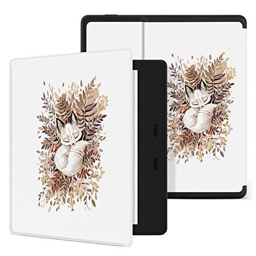 Ayotu Bunte Hülle für Kindle Oasis 7 Zoll(9th Gen.- 2017 Modell) eReader Honeycomb Soft Shell Version Wasserdichte Schutzhülle Tasche mit Auto Schlaf/Wach Funktion für Amazon Neue 7