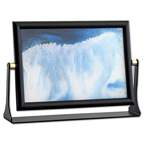 Wholesale Facette Cristal Loose charme perles de verre bleu Aérographe 4*6mm 100pc