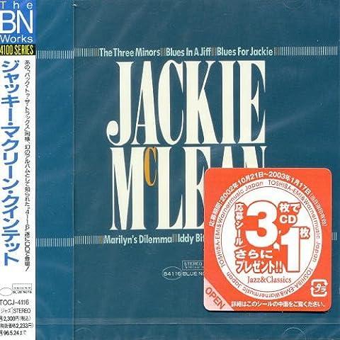 Quintet 1962 by Jackie McLean (2004-04-27)