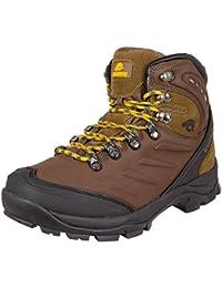 GUGGEN MOUNTAIN Pataugas Chaussures de randonnee Chaussures montantes Hiking Boots Unisex M013 Bottes et boots impermeables homme,