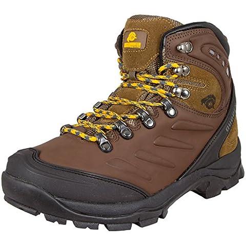 GUGGEN MOUNTAIN Gli uomini scarpe da trekking scarpe da trekking