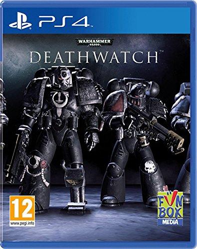 Ps4 Warhammer 40000 : Deathwatch (Eu)