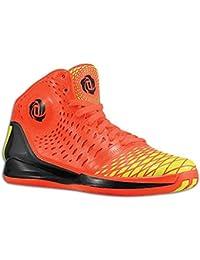 sneakers for cheap bd06b 9b1b4 adidas Rose 3.5 The Spark Infrarouge électrique Noir