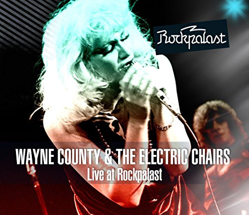 Wayne County & The Electric Charis - Live at Rockpalast (+CD) (2 DVDs)