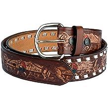 557f4bdd61 El Charro cintura Vintage E210 uomo (taglia 90 105)