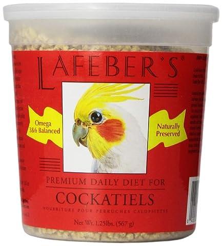 Lafebers Daily Diet Cockatiel 1.25