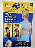 Royal Posture - Soporte energizante para postura, alivia tu columna...
