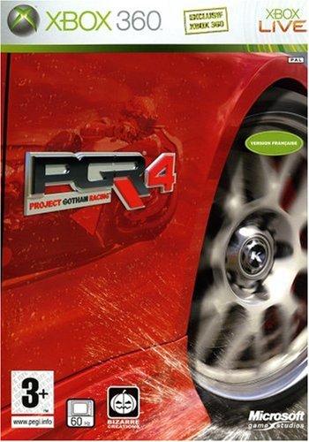 Project Gotham Racing 4 [FR Import] Xbox 360-lkw-spiele