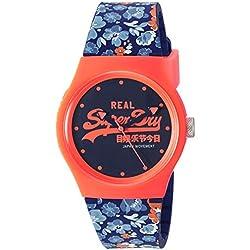 Ladies Superdry URBAN FLORAL Watch SYL169UCO