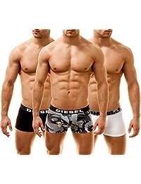 Diesel Hommes Lot de 3 Boxers Shawn