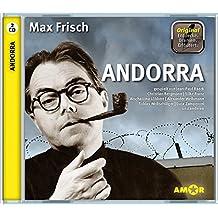 Andorra, 2 CDs, komplett gespielt im Original, mit zusätzlichen Erläuterungen (Entdecke. Dramen. Erläutert.)