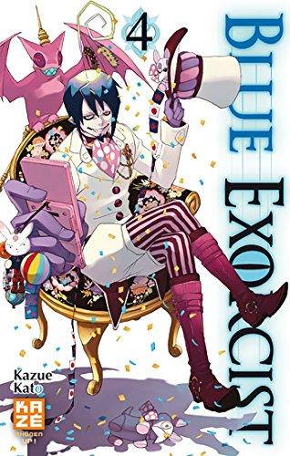 Blue Exorcist - Tome 04 par KATÔ Kazue / KATO Kazue