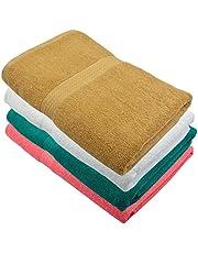 Fresh From Loom Bath Towel 450 GSM Fabric 100 Cotton Size 2
