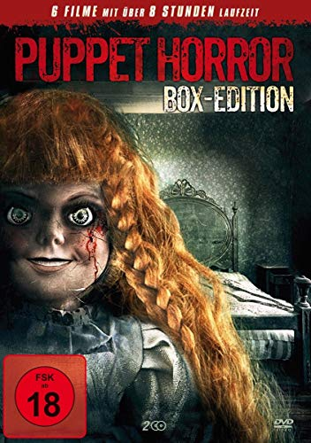Puppet Horror Box-Edition (6 Filme/2 Dvds)