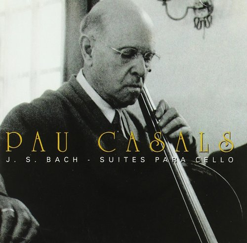 Cello-suiten Bach Casals (Bach:Suites Para Cello)
